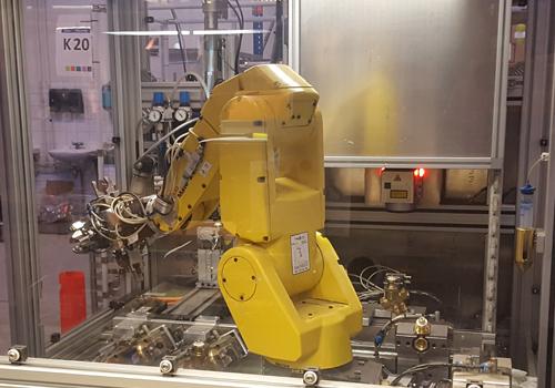 Роботизация процессов на производстве