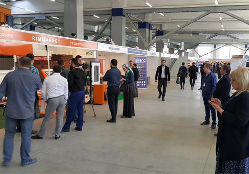 На выставке «ЧеченСтрой Экспо-2018»