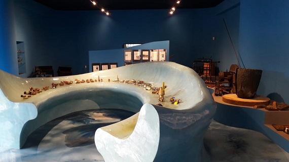 В музее Петтинароли